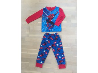 Spiderman pyjamas stl 100