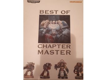 Warhammer 40k Best of Chapter Masters
