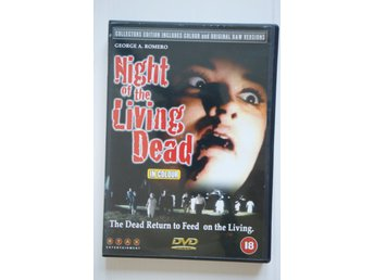 Night of the living dead, DVD