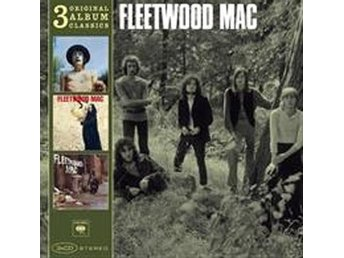 Fleetwood Mac: Original album classics 1968-69 (3 CD)
