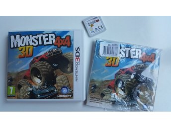 Monster 4x4 - Nintendo 3DS