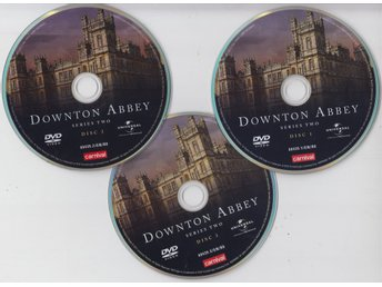 DVD - Downton Abbey Series 2