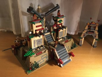 Lego Indiana Jones: Temple of The Crystal Skull (7627)