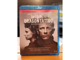 Girl With The Dragon Tattoo, The (Blu-ray) OOP - Rental