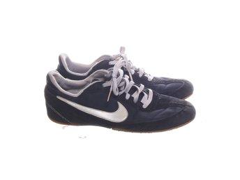 Nike, Tr?ningsskor, Strl: 40, Svart, Skinn