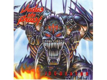 JUDAS PRIEST-Jugulator-Ny Cd 1997-Heavy Metal!
