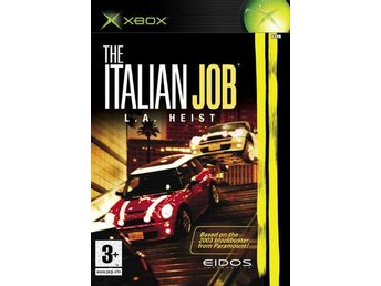 The Italian Job: LA Heist - Xbox - Varberg - The Italian Job: LA Heist - Xbox - Varberg