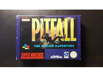 Pitfall - the Mayan Adventure ( EUR )