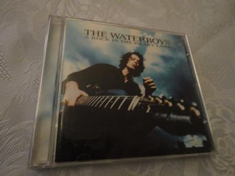 THE WATERBOYS --A ROCK IN THE WEARY LAND - Köping - THE WATERBOYS --A ROCK IN THE WEARY LAND - Köping
