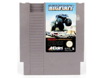 BigFoot - Nintendo NES - PAL (EU)