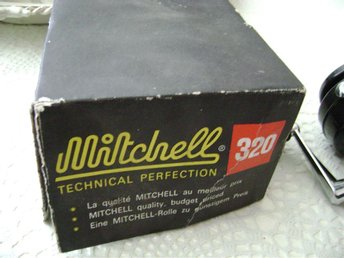 Mitchell - Technical perfection - Nr 320 med originalkartong