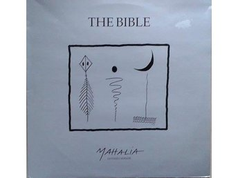 The Bible title*  Mahalia  (Extended Version) * UK 12 Inch
