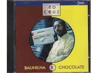 "Eurovision 1995 Portugal To Cruz ""Baunilha e chocolade"" CD-single"