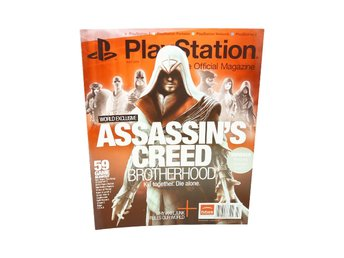 Sony Playstation Official Magazine July 2010