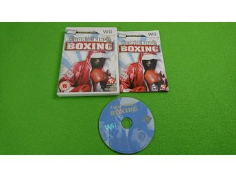 Don King Boxing KOMPLETT Nintendo Wii