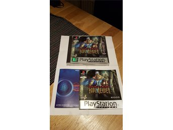 PS1 spel Legacy of Kain Soul Reaver