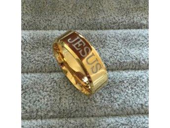 Ring jesus symbol stl 21,4 mm - Grums - Ring jesus symbol stl 21,4 mm - Grums
