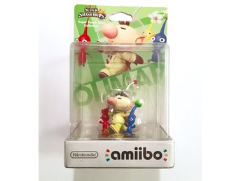Olimar Amiibo Super Smash Bros Ny Nintendo Switch Wii U New Nintendo 3DS 2DS XL