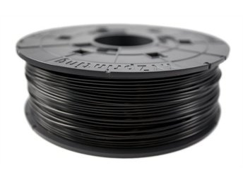 XYZprinting PLA-filament, 600 gram cartridge, svart