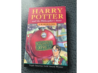 Harry Potter and the philosophers stone. Pocket.