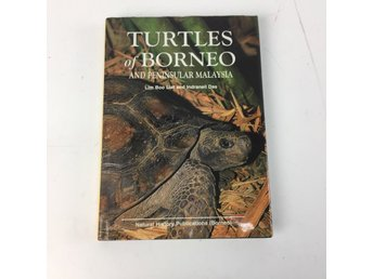 Faktaböcker, Turtles of Borneo,