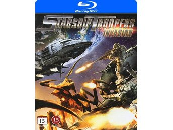 Starship Troopers / Invasion (Blu-ray)