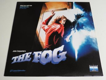 THE FOG (Laserdisc) John Carpenter