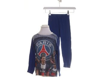 Paris Saint-Germain, Pyjamas, Strl: 110/116, Blå
