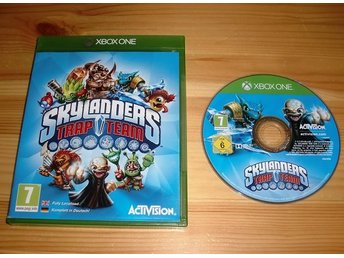 Xbox One: Skylanders Trap Team