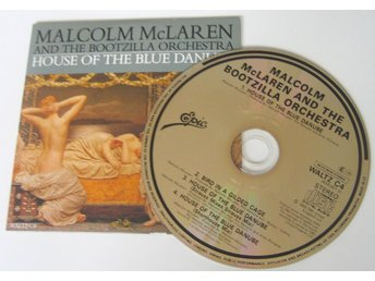 Malcolm McLaren And The Bootzilla Orchestra - House Of The Blue Danube / M-