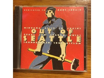 VARIOUS ARTISTS - OUT OF SEATTLE, Dedicated To Kurt Cobain