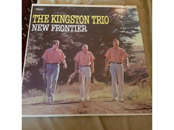 Kingston Trio : New Frontier