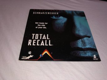 Total recall - THX - Widescreen edition - 1st Laserdisc