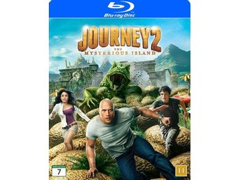 Journey 2 / Mysterious Island (Blu-ray)