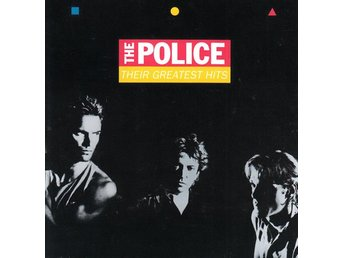 The Police, Greatest hits (CD)