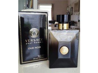 Versace pour homme oud noir edp 100ml - Göteborg - Versace pour homme oud noir edp 100ml - Göteborg