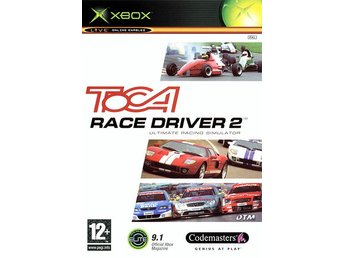 TOCA Race Driver 2 - Xbox - Varberg - TOCA Race Driver 2 - Xbox - Varberg