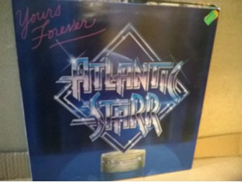 Atlantic Starr - Yours Forever, LP, promo, very rare!