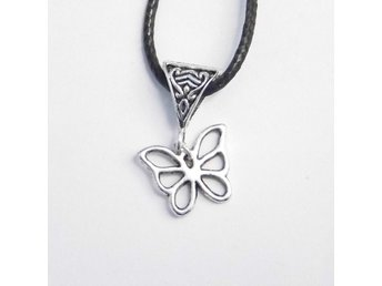 Fjäril halsband / Butterfly necklace