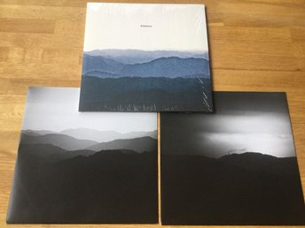 2LP: Efdemin - Decay (2014 downtempo techno ambient)