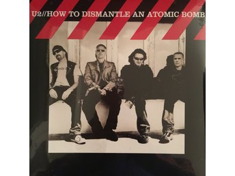 U2 - HOW TO DISMANTLE AN ATOMIC BOMB NY LP
