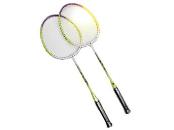 Ny Carbon Badmintonracket Badminton Gul
