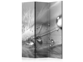 Rumsavdelare - Grey Feather Room Dividers 135x172