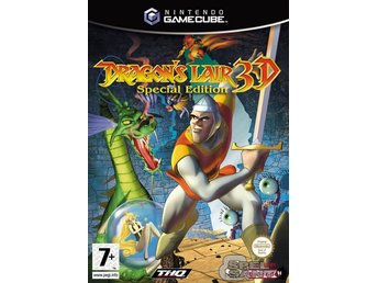 Dragons Lair 3D Special Edition (Tysk Version & Engelsk Text)