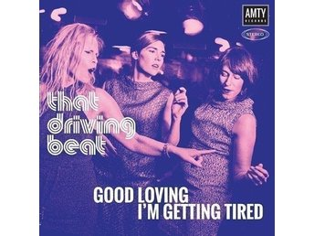 That Driving Beat - Good loving Mod, Northern soul, skinhead