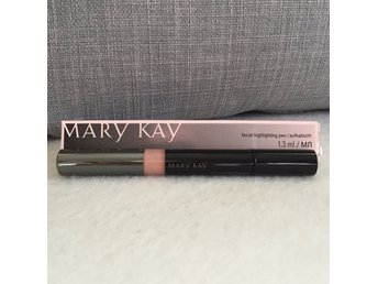 Mary Kay, Highlighting pen, highlighter, smink, shade 1, datum 01/17