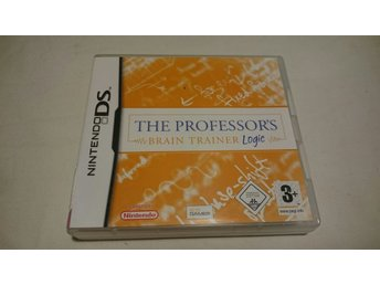 DS / The Professor Brain Trainer Logic (M)