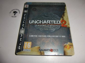Uncharted 2  Limited edition