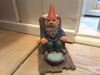 Gnomes , Bill foothbathing , Rien Poortvliet