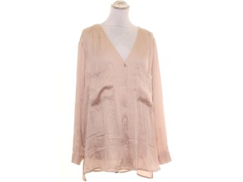 H&M Conscious Collection, Blus, Strl: 44, Rosa